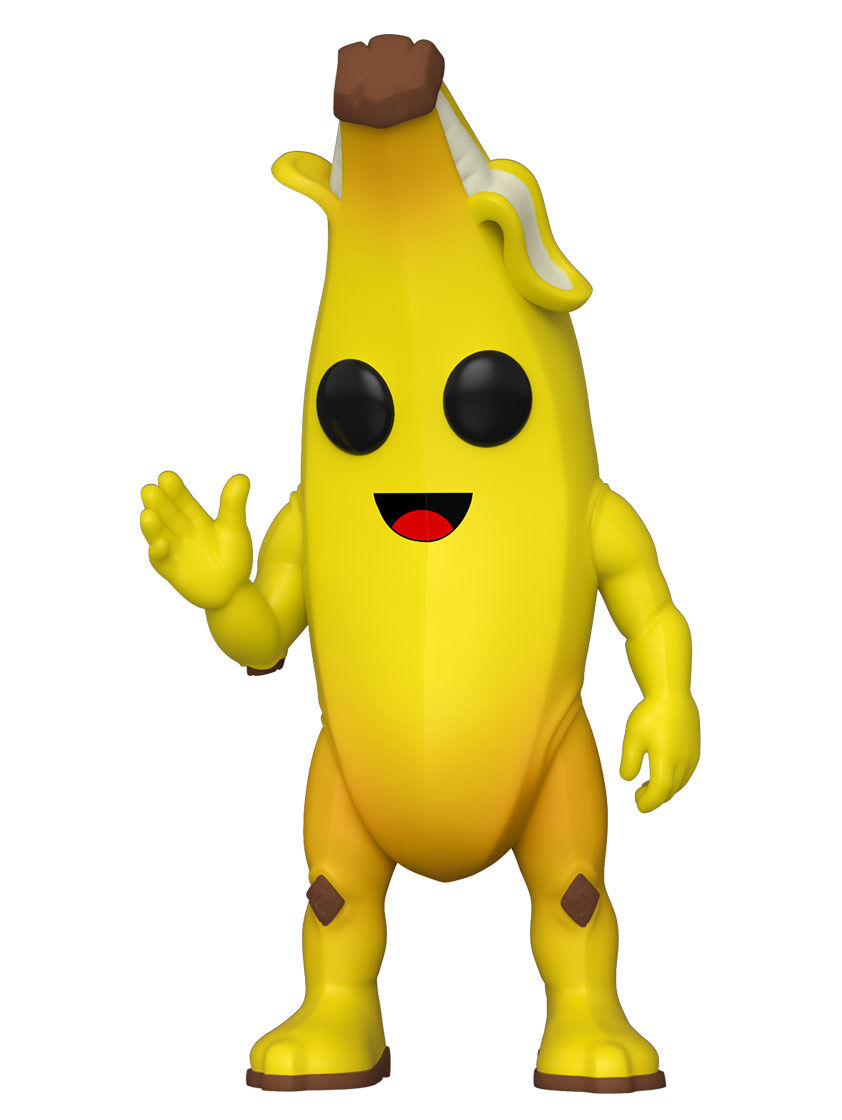 figurine 10 cm fortnite banane
