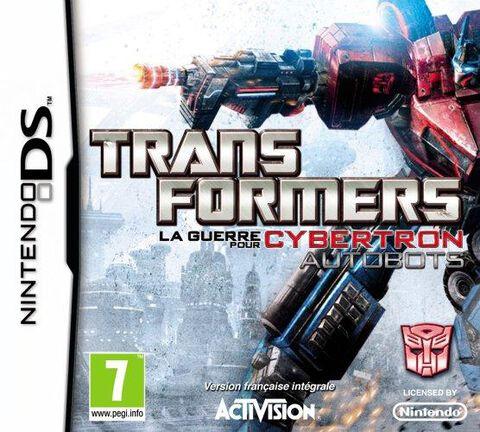 Transformers, La Guerre Pour Cybertron Autobots