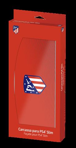 Cover Plate Ps4 Slim Atlético Madrid