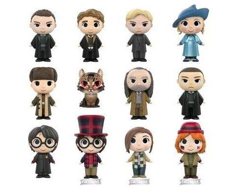 Figurine Mystère - Harry Potter S3 - Mystery Mini Eccc 2018 (exc)