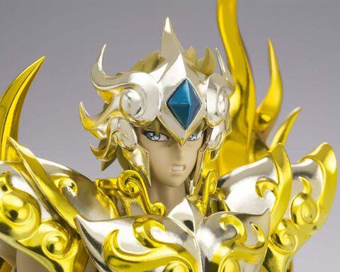 Figurine Myth Cloth - Saint Seiya Soul of Gold - Leo
