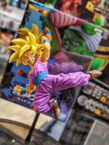 Figurine Chosenshiretsuden - Dragon Ball Z - Super Saiyan Son Gohan