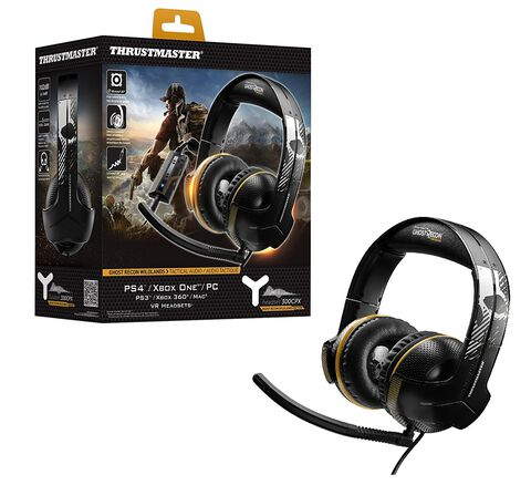 Casque Gaming Filaire Universel Y300CPX Ghost Recon Wl Edition
