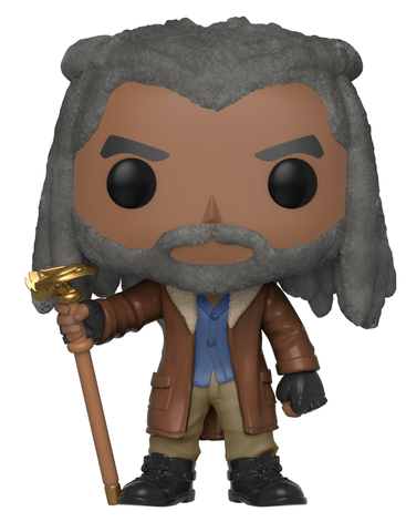 Figurine Funko Pop! N°574 - The Walking Dead - Ezekiel