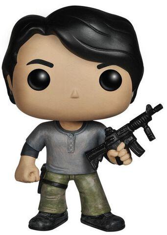 Figurine Funko Pop! N°151 - The Walking Dead - Prison Glenn Rhee