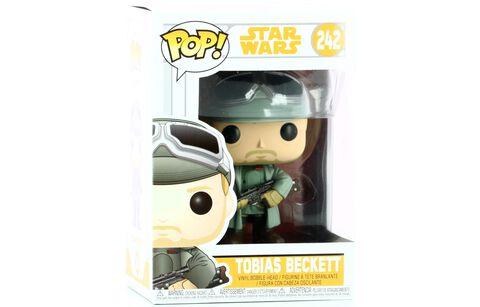 Figurine Funko Pop! N°242 - Star Wars Solo - Série 1 Tobia Beckett