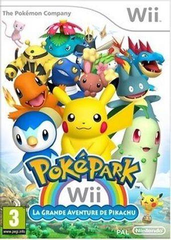 Pokepark, La Grande Aventure De Pikachu