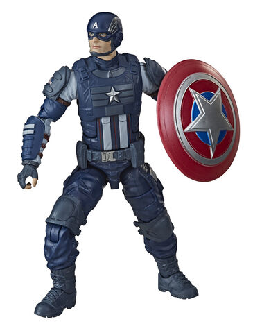 Figurine - Marvel Legends Series Gamerverse - Captain America