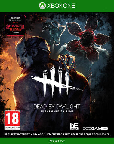 Day By Daylight Nightmare Edition