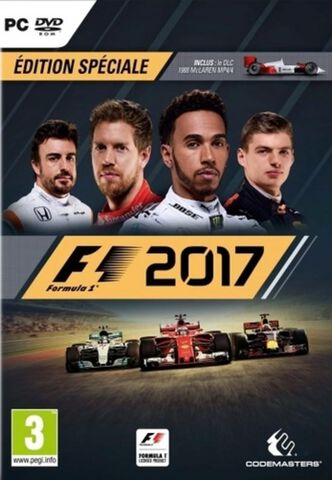F1 2017 Edition Spéciale