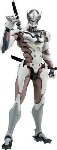 Figurine Figma - Overwatch - Genji 15,5 cm