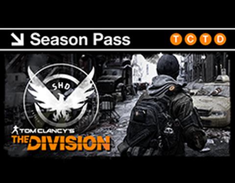 Season Pass - The Division - PS4