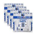 Serviettes de table et rond de serviette - Star Wars - R2-D2 et C-3PO - Exclusif Micromania - GameStop