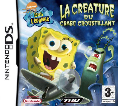 Bob L'eponge, La Créature Du Crabe Croustillant