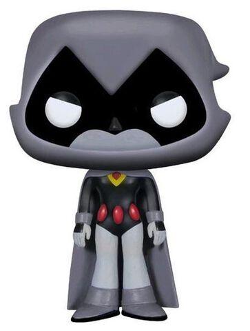 Figurine Toy Pop N°108 - Teen Titans Go ! - Raven en gris