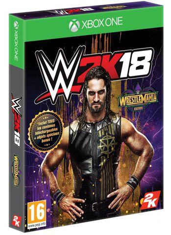 Wwe 2k18 Edition Wrestlemania