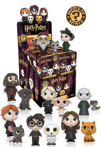 Figurine Mystere - Harry Potter