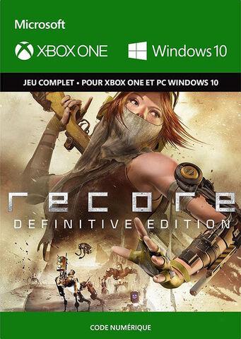 Recore Edition Définitive Numérique - Cross Buy Xbox One/pc