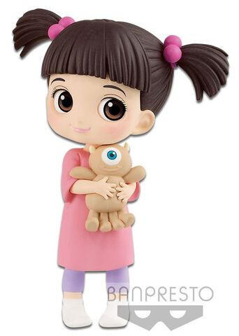 Figurine Q Posket Petit - Monstres et Cie - Boo