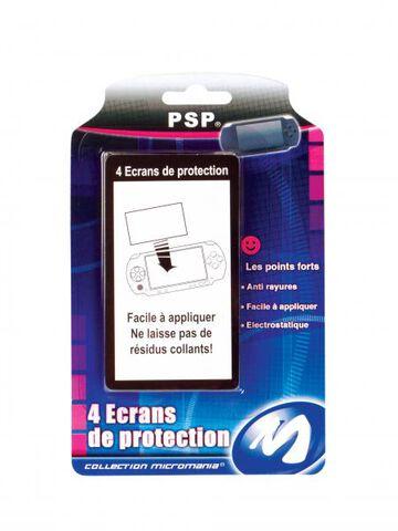 Ecran De Protection Micromania Collection