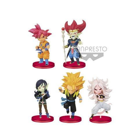 Figurine World Collectable - Super Dragonball - Héros Vol.6