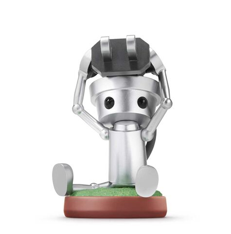Figurine Amiibo Chibi-Robo - Personnage Chibi Robo