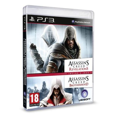 Compilation Assassin's Creed Brotherhood + Revelations