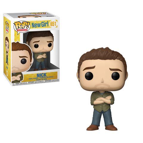 Figurine Toy Pop N°651 - New Girl - Nick