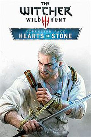 DLC - The Witcher III Wild Hunt Hearts of Stone Xbox One