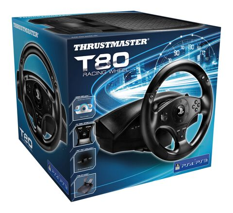 Volant Thrustmaster T80 PS4/PS3