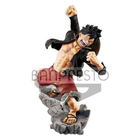 Figurine - One Piece - Monkey D Luffy 20ème anniversaire