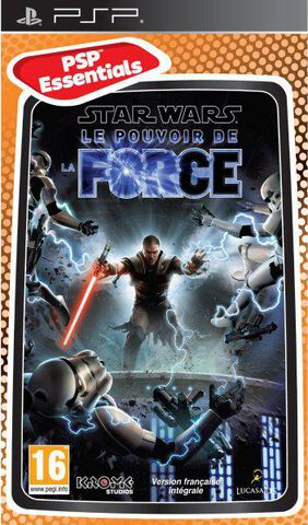 Star Wars The Force Unleashed Essential