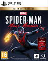 Marvel's Spider-man Miles Morales Ultimate Edition