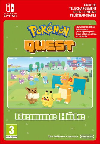 Pokémon Quest - DLC : Gemme Hâte - Version digitale