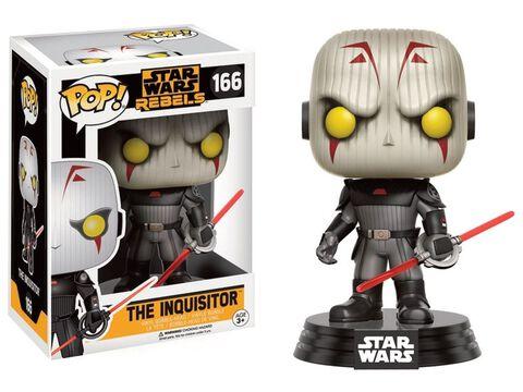 Figurine Toy Pop N°166 - Star Wars Rebels - The Inquisitor