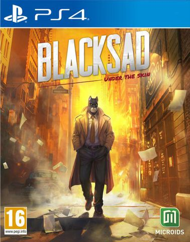 Blacksad Under The Skin Edition Limitée