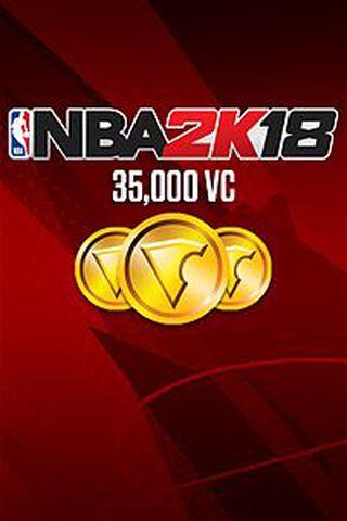 Dlc NBA 2k18 35 000 Vc Xbox One