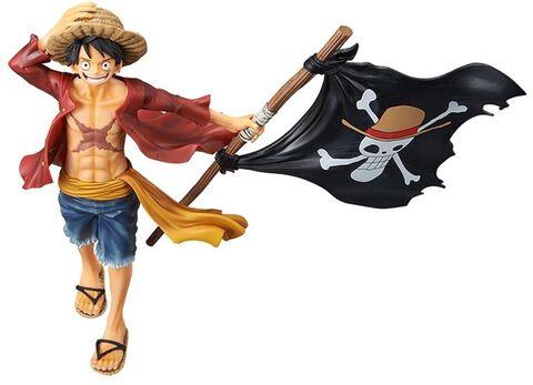 Figurine - One Piece Magazine -Monkey D. Luffy 22 cm