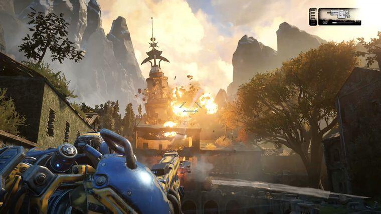 Gears of War 4 Standard - Version Digitale - Cross Buy Xbox One-PC