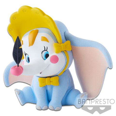 Figurine Fluffy Puffy - Disney - Dumbo Version Clown