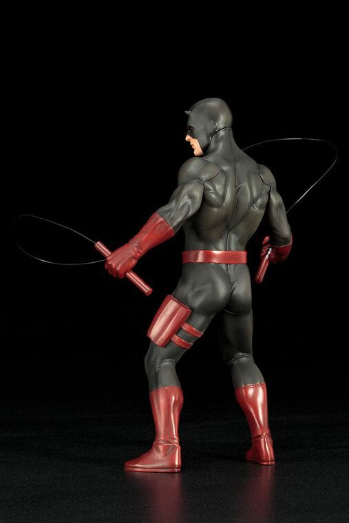 Statuette Kotobukiya -  The Defenders - Daredevil Noir Artfx St