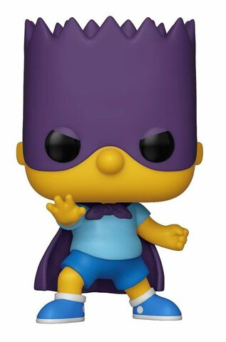 Figurine Funko Pop! N°503 - Simpsons - Bartman