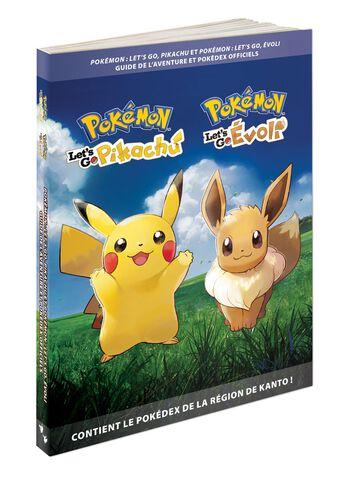 Guide Pokemon Let's Go Pikachu & Evoli