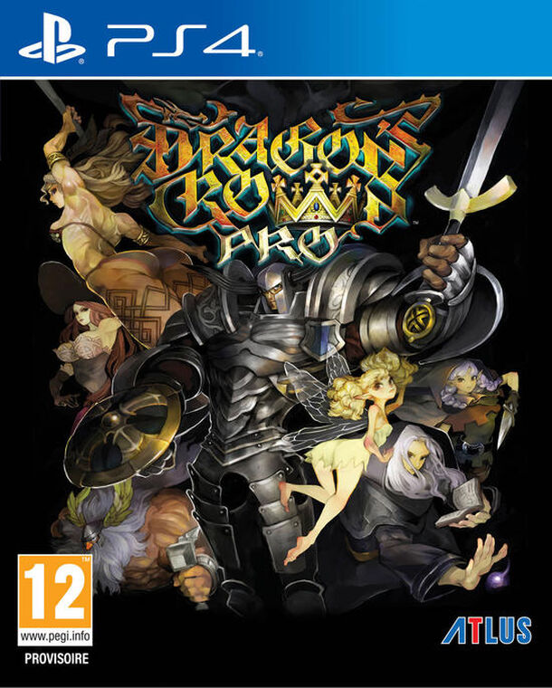 Dragon's Crown Pro Battle Hardened Edition