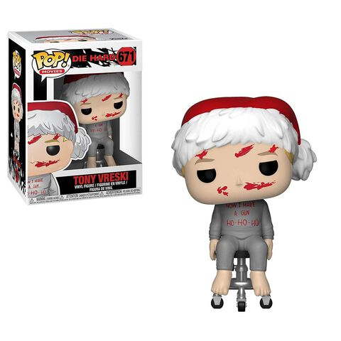 Figurine Funko Pop! N°671 - Die Hard - Tony Vreski
