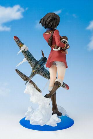 Figurine Figuarts Zero - The Magnificent Kotobuki - Squadron Kirie
