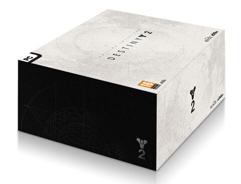 Destiny 2 Edition Collector - Exclusivité Web
