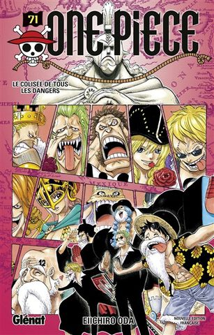 Manga - One Piece - Edition Originale Tome 71
