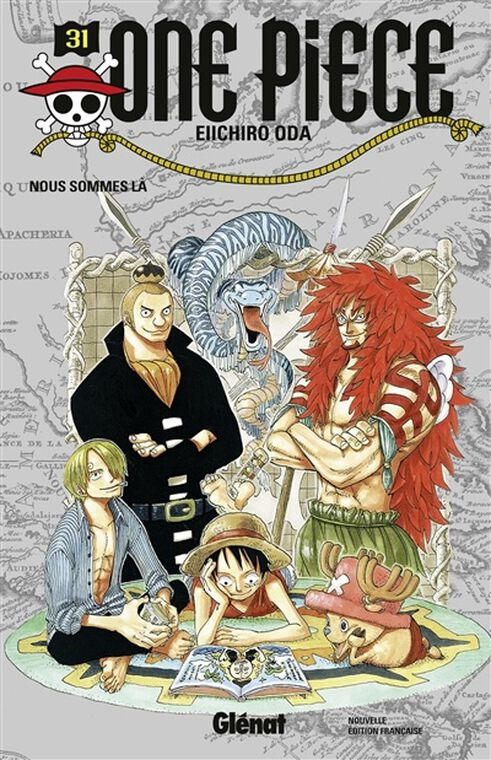 Manga - One Piece - Edition Originale - Tome 31