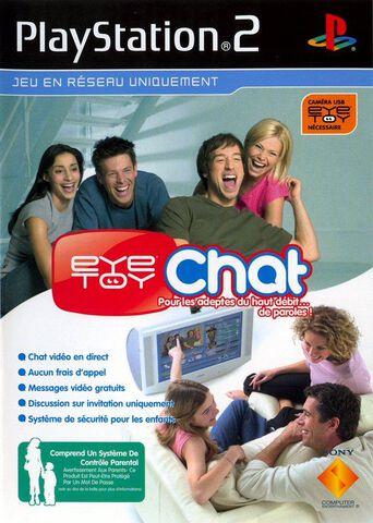 Eye Toy Chat